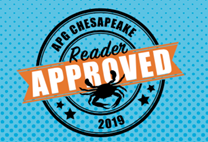 2019 Chesapeake Reader Approved