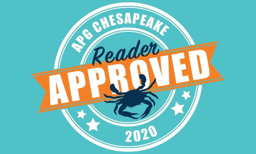 2020 Chesapeake Reader Approved